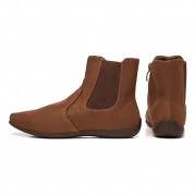 Boots Wedges Flat