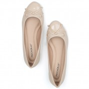 Ballet Flats with Ribbon Ties Ornament