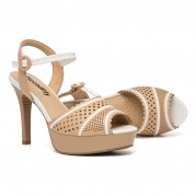 Flat Sandals Build-in Platform High Heel