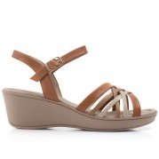 Wedge Sandals with Straps