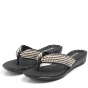 Flip-flops with Bicolor Straps