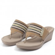 Wedge Clog with Straps